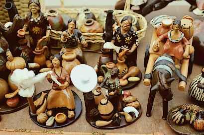 Artesanía en Lambayeque, de manos peruanas