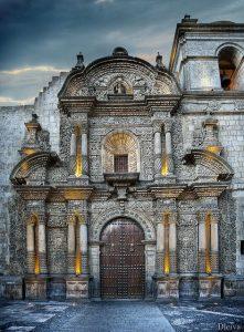 Arequipa Iglesia