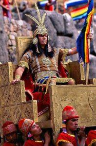Inca peruano
